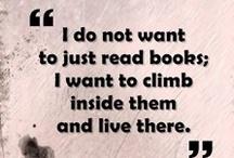 """Book"" Sayings / by Kim Jenks"