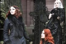 Mood: Gothic / Gothic, steam-punk, alternative inspired fashion, art, and photography. / by Yuliya VY