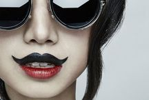 shady as a lady with a MUSTACHE / I really MUSTACHE you a question? / by Chelle M.