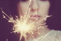 SPARKLER spirit / Don't let anyone dull your sparkle