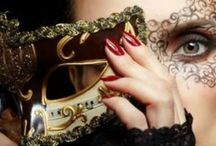 """just a PEEK / """"It is a matter of time, your mask falls..... and your true face is discovered"""""""