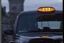 """TAXI CAB confessions / """"Where to?"""" - """"Just Drive!"""""""