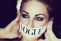 VOGUE / Too Vogue for you