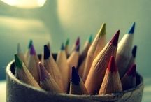 PENCIL me in / Either WRITE something worth reading, or DO something worth writing