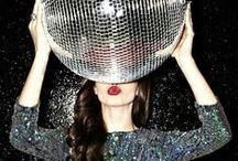 the call of the DISCO BALL / When you feel sad, DANCE!