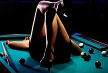 right corner POCKET / It's a pool party!!