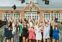 Ready for the Real World / Are you ready for graduation day? Here are some hints and tips on how to survive the dreaded transition!