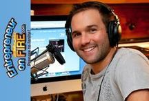 EOFire Podcast Episodes / Tune in to EOFire podcast where I interview today's most successful entrepreneurs daily!