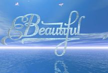 Beautiful / by Benja Kinate