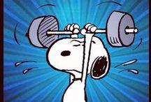 Fitness/motivation / by Benja Kinate