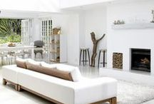 Spaces + Interiors / by Nanette Johnson | MsGourmet