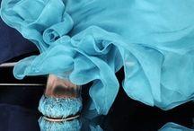 Turquoise  / turchese | turkuaz | turquesa / by Nanette Johnson | MsGourmet