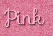 pink / by Benja Kinate