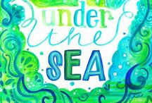 Under the Sea / by Benja Kinate