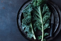 Hail The Kale / Kale is very high in beta carotene, vitamin K, vitamin C, lutein, zeaxanthin, and reasonably rich in calcium. Kale, as with broccoli and other brassicas, contains sulforaphane (particularly when chopped or minced), a chemical with potent anti-cancer properties. / by Nanette Johnson | MsGourmet