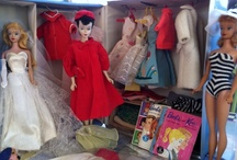 Joy of Collecting:  Barbie :-) / by Carol Thompson