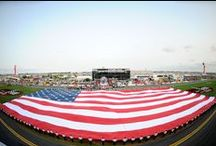 Stars & Stripes / by Daytona International Speedway