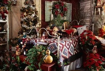 Home Sweet Home: Holiday Rooms :-) / by Carol Thompson