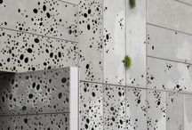 Architecture | Materials / Architecture with great materials