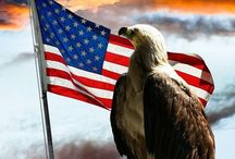 God Bless America! / Proud to be an American / by Angie Bagert
