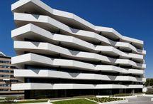Architecture | Apartmentbuilding / Housing architecture