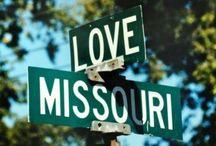 """Show Me"" Missouri / by Benja Kinate"