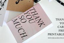 Printables / by Jessica Wolf Koby