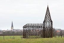 Architecture | Metal / Steel architecture