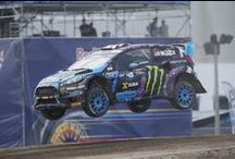 Red Bull Global Rallycross Gives You Wings / 2015 Red Bull Global Rallycross at Daytona International Speedway / by Daytona International Speedway