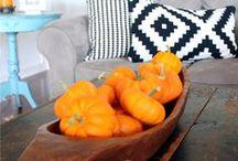 Fabulous Fall Decor / Great fall decorating ideas!