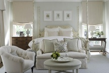 Bedrooms / Beautiful Bedrooms.   / by Kate, Chic on a Shoestring Decorating