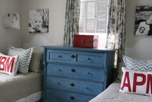 Kids Rooms / by Kate, Chic on a Shoestring Decorating