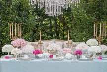 Tablescapes / by Shelley Kushner