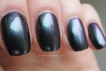 My nail polish / by Velvet Washington