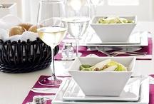 Set the Table & Prep the Kitchen / by Vanessa Medina Vargas