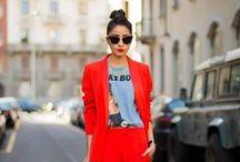 Street Style We Love / by Kravetz PR