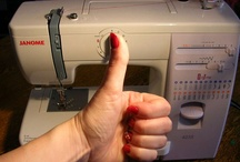 Sew, sew, sewing  / by Adrian Lopez