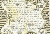 DT fоґ CGS $cґapЬоок ClцЬ / My creations for Carolina Ghelfi and ideas from my fav artists
