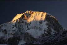 Mountains / Inspiring mountains that we have visited around the world - as well as from others