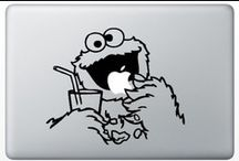 Apple MacBook/iPad Stickers