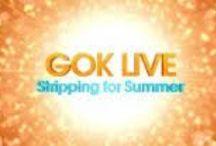 As Seen On Gok Live / Swimwear365 featured on Gok Live! / by Swimwear365