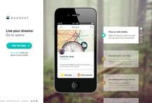 User Onboarding / How apps helps users to perceive itself