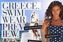 Destination Greece / by Swimwear365
