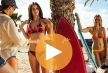 As Seen on TV SS14! / Our new SS14 TV ad is out!! Shop the gorgeous items in the ad here <3 / by Swimwear365