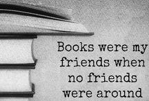 bookishness. / by Emily Dawkins