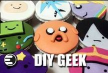 DIY Geek / Fun and amazing crafts from fans!  / by Entertainment Earth