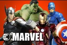 Marvel Comics / Our Marvel Comics Board / by Entertainment Earth