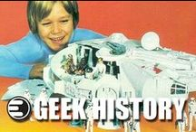 Geek History / Remembering toys and collectibles from the past! / by Entertainment Earth