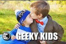 Kids: Geeks in Training / Funny kid and pet photos show us the true meaning of geekdom! / by Entertainment Earth