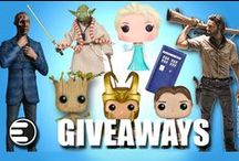 Giveaways / Fun giveaways from Entertainment Earth! / by Entertainment Earth